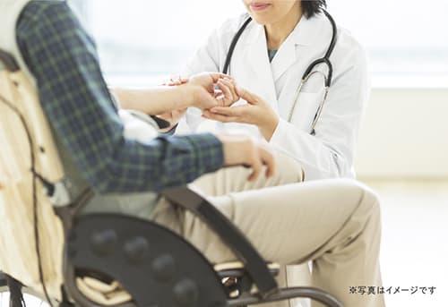 訪問看護の経験と実績多数