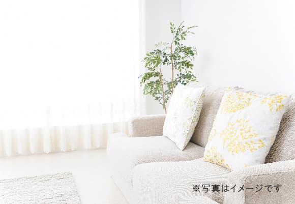 家具付きで快適な居室